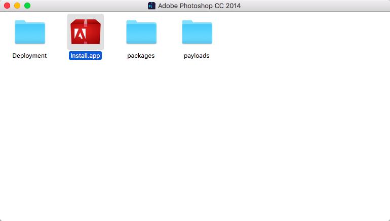 Mac ps不能安装